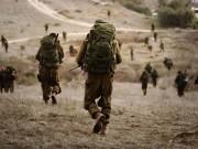 جيش الاحتلال يجري تدريبات عسكرية في الجولان السوري المحتل