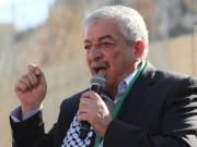 العالول : همنا اجراء الانتخابات وانهاء الانقسام