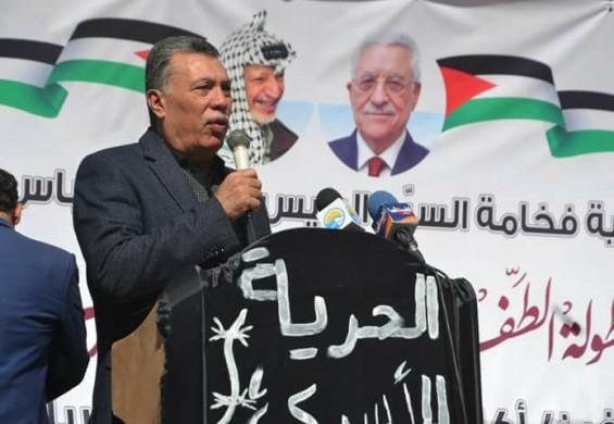 حلس: خطاب الرئيس أقام الحجة على العالم بأن شعبنا قدم الكثير لإحلال السلام