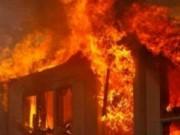 حريق كبير في أحراش وادي القف غرب الخليل