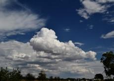 درجات الحرارة أقل من معدلها بحدود درجتين والفرصة ضعيفة لسقوط أمطار