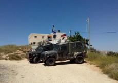 الاحتلال يخطر بهدم ثلاثة منازل قيد الإنشاء جنوب شرق بيت لحم