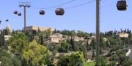 مهندسون إسرائيليون يحذرون من مخطط التلفريك بالقدس المحتلة