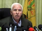 الأحمد: حراك مصري إيجابي نشط فيما يتعلق بملف المصالحة