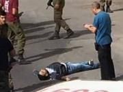 استشهاد شاب برصاص الاحتلال على طريق رام الله- نابلس