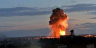 """استشهاد المواطن """"محمود العبد النباهين"""" وإصابة آخرين في قصف إسرائيلي شرق البريج وسط قطاع غزة"""
