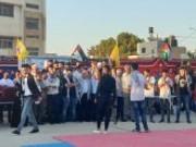 """القدس: """"فتح"""" تكرم الناجحين بامتحانات الثانوية العامة في حزما"""