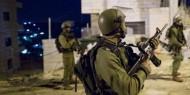 الاحتلال يعتقل ثلاثة شبان من مدينة جنين ومخيمها