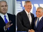 """""""أزرق أبيض"""": اختيار ترمب لتوقيت إعلان تفاصيل """"صفقة القرن"""" مناورة لإنقاذ نتنياهو"""