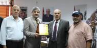 محافظ رفح يكرم أ.د. محمد الكحلوت نائب رئيس جامعة القدس المفتوحة  لشؤون محافظات غزة