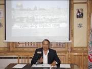 حركة فتح في مصر تنظم ندوة في ذكرى وعد بلفور