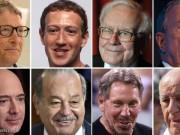 ثروات أغنياء العالم تقفز نحو 1.2 ترليون دولار عام 2019