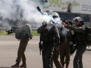 إصابات بالاختناق خلال اقتحام الاحتلال لبلدة بيت أمر