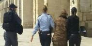 الاحتلال يعتقل مواطنة من ترقوميا وآخر من العروب شمال الخليل