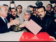 مرور 24 عاما على أولانتخاباترئاسية وتشريعية فلسطينية.