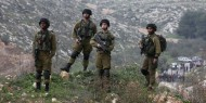 الاحتلال يخطر بالاستيلاء على أراض جنوب نابلس