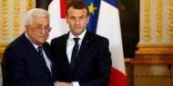 الرئيس ونظيره الفرنسي يبحثان العملية السياسية