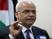 عريقات: على سلطة الإحتلال الإفراج الفوري عن الأسير أبو وعر وعلى المجتمع الدولي فرض العقوبات عليها