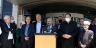 وقفة احتجاجية أمام مقر هيئة الإذاعة والتلفزيون رفضا لقرار الاحتلال بتمديد إغلاق مكتبها بالقدس